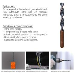 Reducción Estufa Vitrificado Color Negro de 150 a 120 mm.