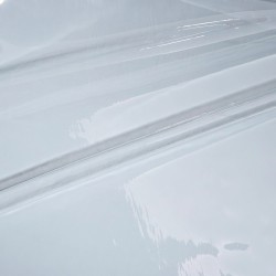 Mantel Antimanchas Hule Rollo Transparente 140 cm. x 20 metros