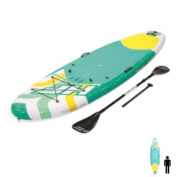 Tabla Paddle Surf Freesoul Con Remo 340x89x15 cm.