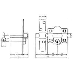 Tabla Paddle Surf Journey Con Remo 274x76x15 cm.