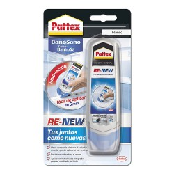 Nural Pattex Re New Juntas Baño (Bote 100 ml.)