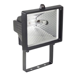 Foco Halogeno 500 W. con lampara 400 W.  Ahorro