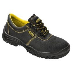 Zapatos Seguridad Piel Negra Wolfpack  Nº 43 (Par)