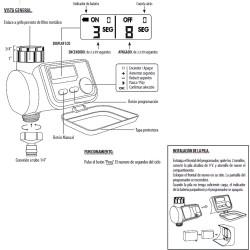 Tela Mosquitera Aluminio 18x14/100  Rollo 30 Metros