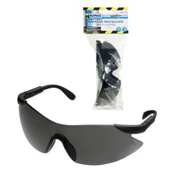Gafas Proteccion En166 Patillas Ajustables Gris