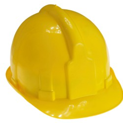 Cascos Para Obra Amarillo