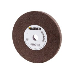 Muela Maurer Corindon 150x25x16 mm. Grano 80