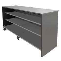 Cerradura Ucem Seguridad 4500-s-he/ Izquierda