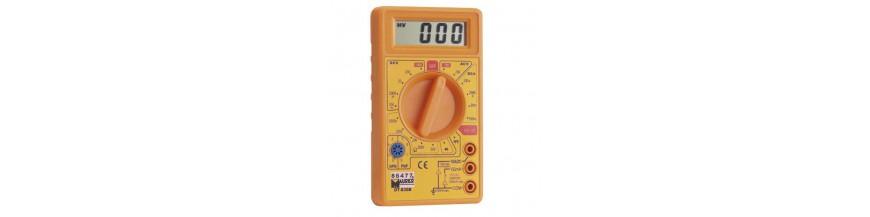 Polimetros y Tester